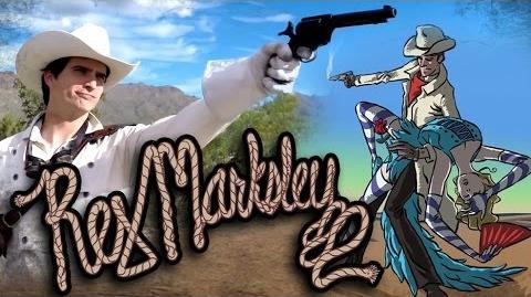 Steam Powered Giraffe - Rex Marksley