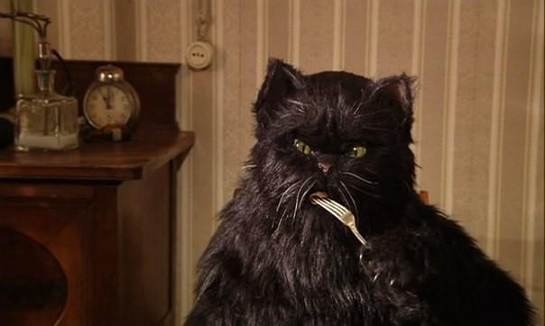 мастер и маргарита фото кот бегемот