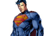 Superman (Canon, Post-Flashpoint)/Paleomario66
