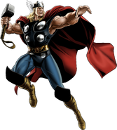 Thor (Canon, Marvel, Death Battle)/Unbacked0