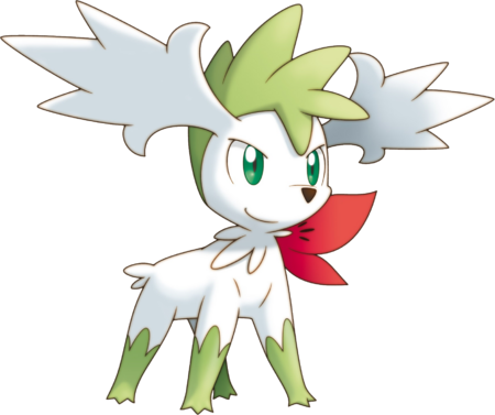 Shaymin Canon Zerotwo64 Character Stats And Profiles Wiki