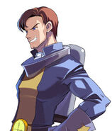Captain Gordon (Canon)/Unbacked0