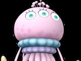 Mother Wisp (Canon, Game Character)/Maverick Zero X