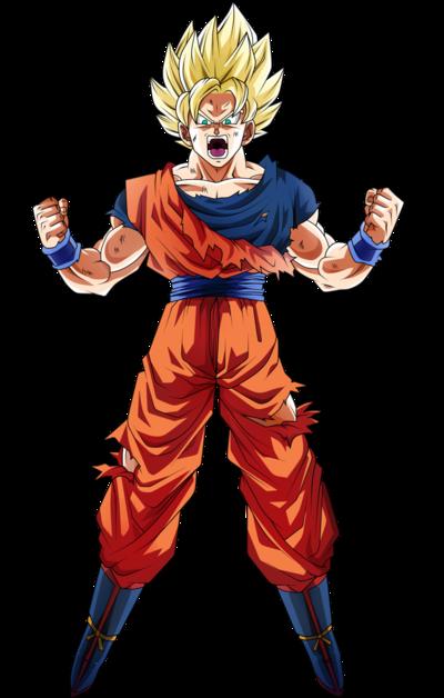 Goku ssj by koku78-db5xmnz
