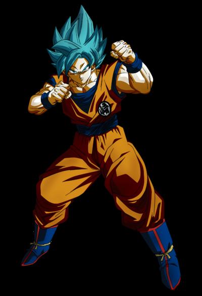 Gokussblue 25