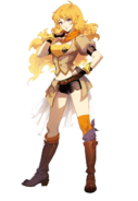 Yang Xiao Long (Canon, Death Battle)/Unbacked0