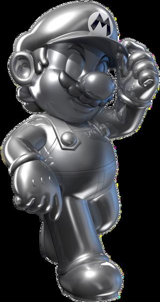 Metal Mario Lean
