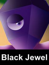 Black Jewel Icon PF
