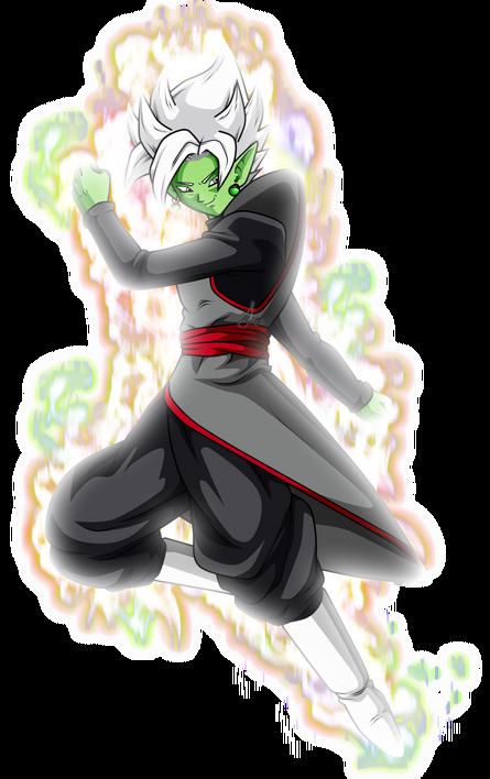 Fusion Zamasu v2