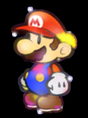 Shiny Paper Mario