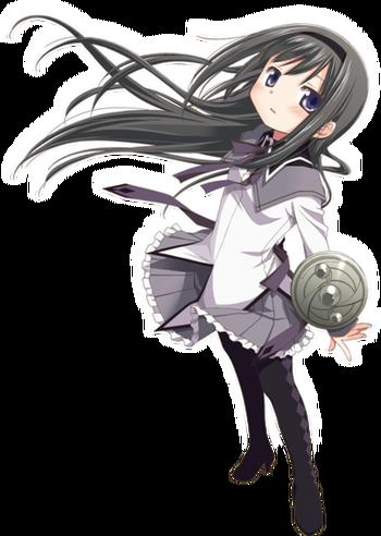 426px-Homura character
