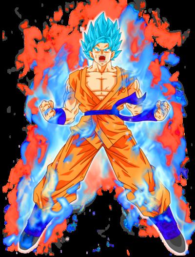 Super Saiyan Bunsen2