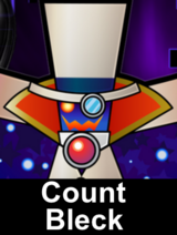 Count Bleck Icon PF