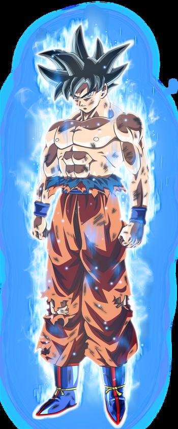Ultra Instinct Goku Artwork (Jared)