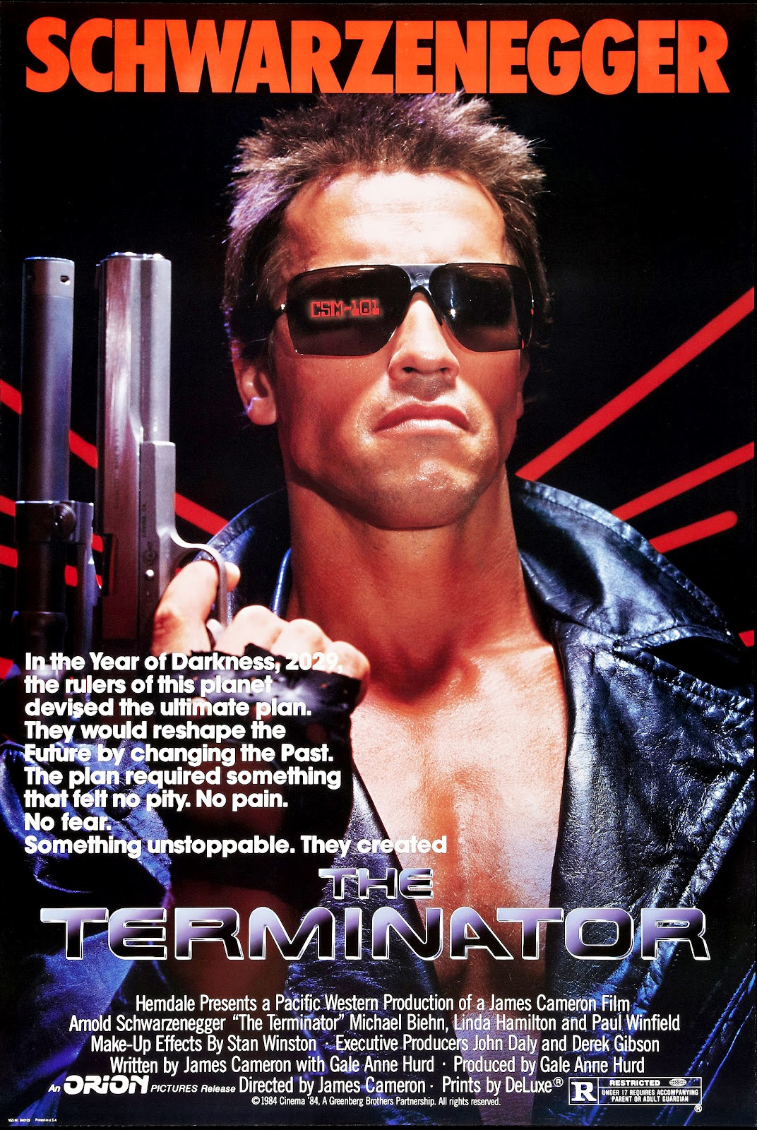 The Terminator (Canon, Series) | Character Stats and Profiles Wiki