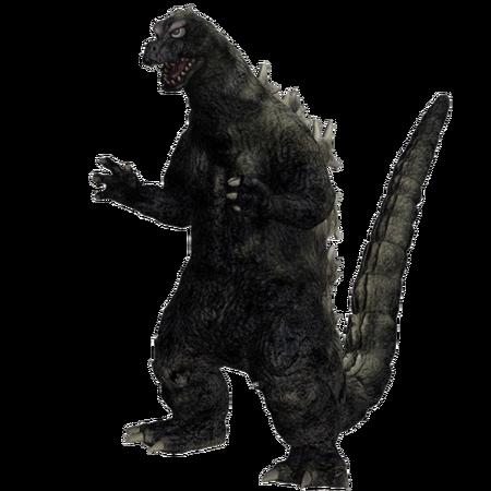 Godzilla1964