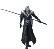 Sephiroth (Canon, Death Battle)/Unbacked0