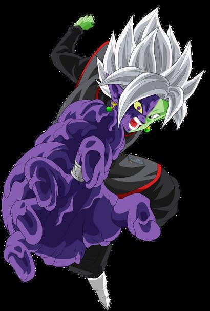 Deformed Fusion Zamasu
