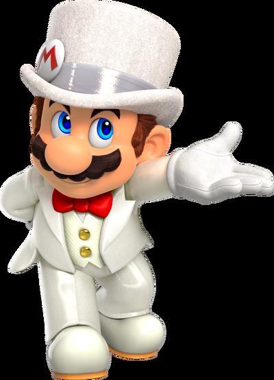 Super Mario Odyssey - Mario (Wedding)