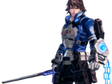 Protagonist (Canon, Astral Chain)/MasterOfTheJetBlackDragon