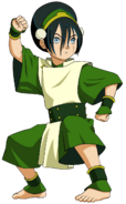 Toph Beifong (Canon, Death Battle)/Unbacked0