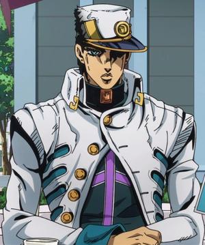 Jotaro (Part 5 Anime)
