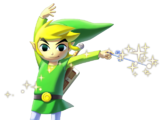 Link (Canon, Wind Waker)