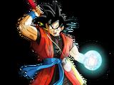 Son Goku (Canon, Xeno)/Zenkaibattery1