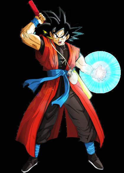 Son Goku (Canon, Xeno)/Zenkaibattery1 | Character Stats and