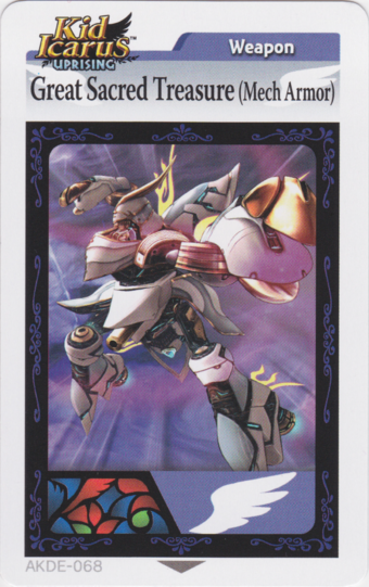 Great Sacred Treasure (Mech Armor Mode)