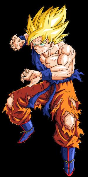 SSJ Goku 2