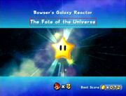 Fate of The Universe SMG