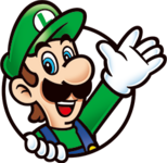 Luigi switch icon