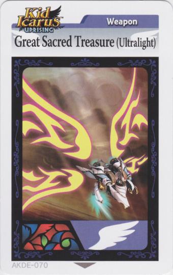 Great Sacred Treasure (Ultralight Mode)