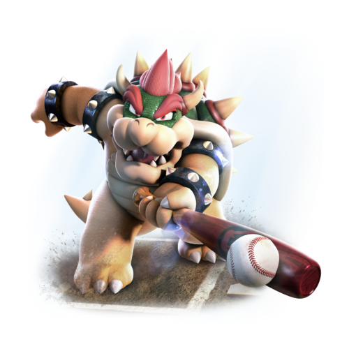 Mario Sports Superstars - Bowser Baseball