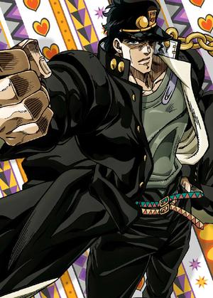 Jotaro (Part 3 Anime)