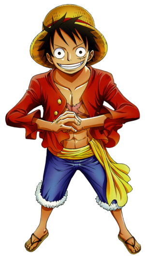 Luffy Post Time Skip
