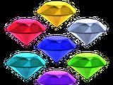 Chaos Emeralds (Canon)/Maverick Zero X