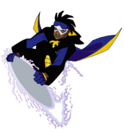 Static Shock (Canon, DC, Death Battle)/Unbacked0