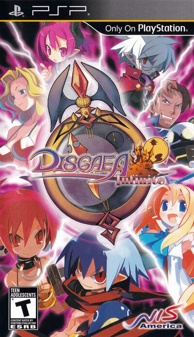 Disgaea Infinite