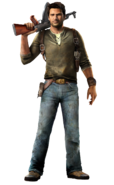 Nathan Drake (Canon, Death Battle)/Unbacked0