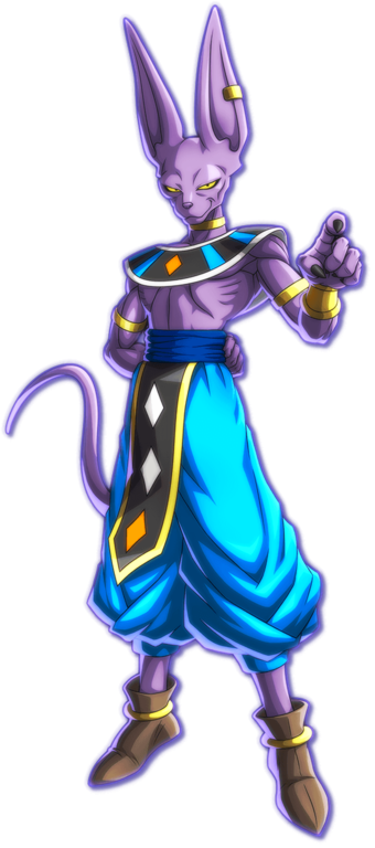 Beerus portrait fighterz by blackflim-dc3vhxr