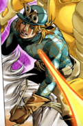 Diego Brando From Another Universe (Canon)/Unbacked0