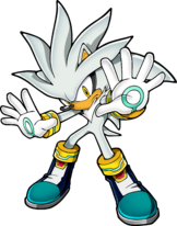 Silver the Hedgehog (Canon, Game Character)/Maverick Zero X