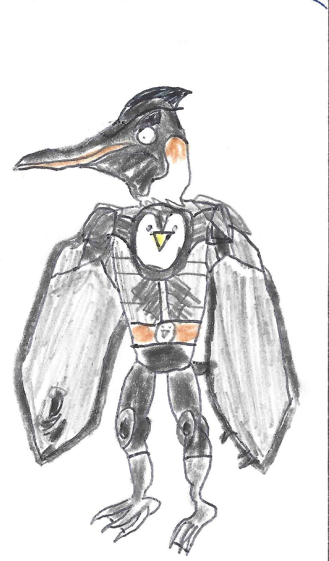 slicer penguin