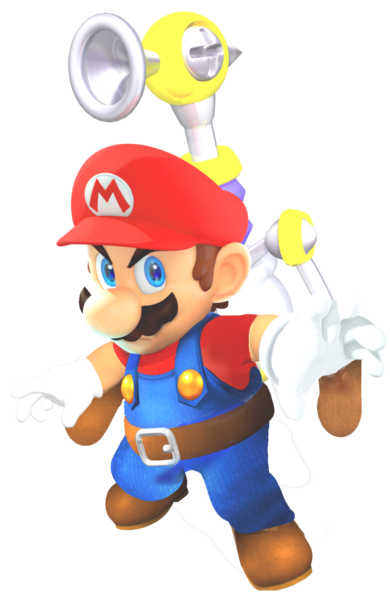 HD Mario Sunshine