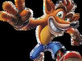 Crash Bandicoot (Canon, Character)/Tonipelimies