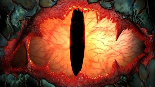 Eye of G