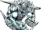 Doomsday (Canon, Post-Crisis)/Paleomario66