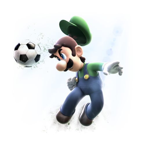 Mario Sports Superstars - Luigi Football